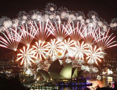 3,2,1... 2012! Zobacz jak świat świętował Nowy Rok