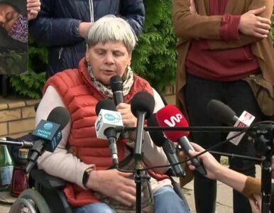 Janina Ochojska: Odpychanie ludzi od naszej granicy to działanie zbrodnicze