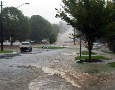 Australia: po powodzi cyklony