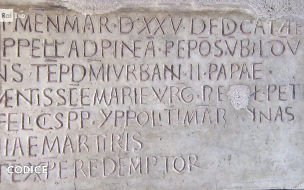 Tablice kamienne z napisami