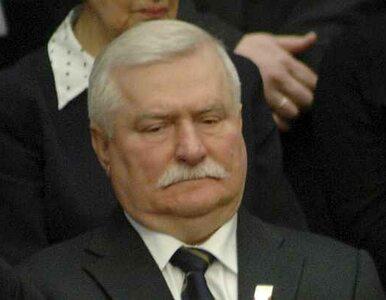 Wałęsa: komuniści potraktowali Kaczyńskiego jak pętaka