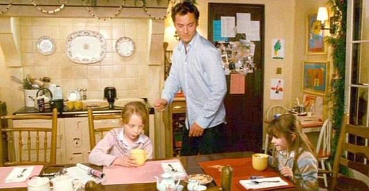 "Miffy Englefield jako Olivia w filmie ""The Holiday"""