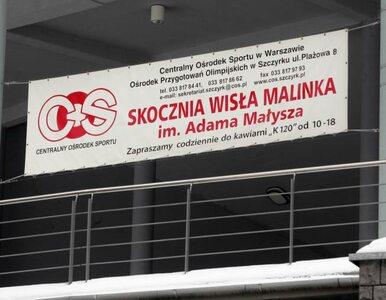 Poważny upadek 14-letniego skoczka w Wiśle. Trafił do szpitala