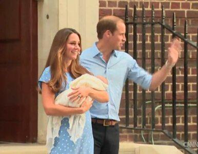 """""""Royal baby"""" opuściło szpital. """"Jest bardzo dużym chłopcem"""""""