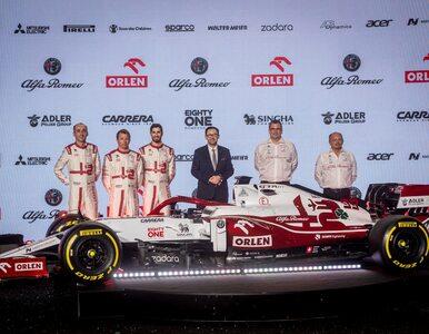 Pierwszy raz w Polsce. Alfa Romeo Racing Orlen zaprezentował bolid na...