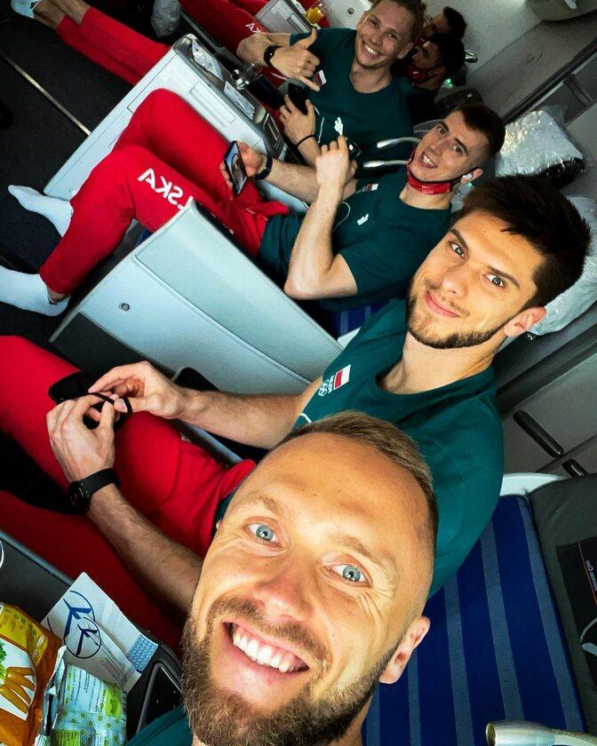 Jakub Kochanowski, Jakub Semieniuk, Aleksander Śliwka i Paweł Zatorski