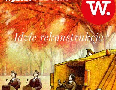 Idzie rekonstrukcja, Wałęsa boi się o żonę, niewypał Hołowni. Co w nowym...