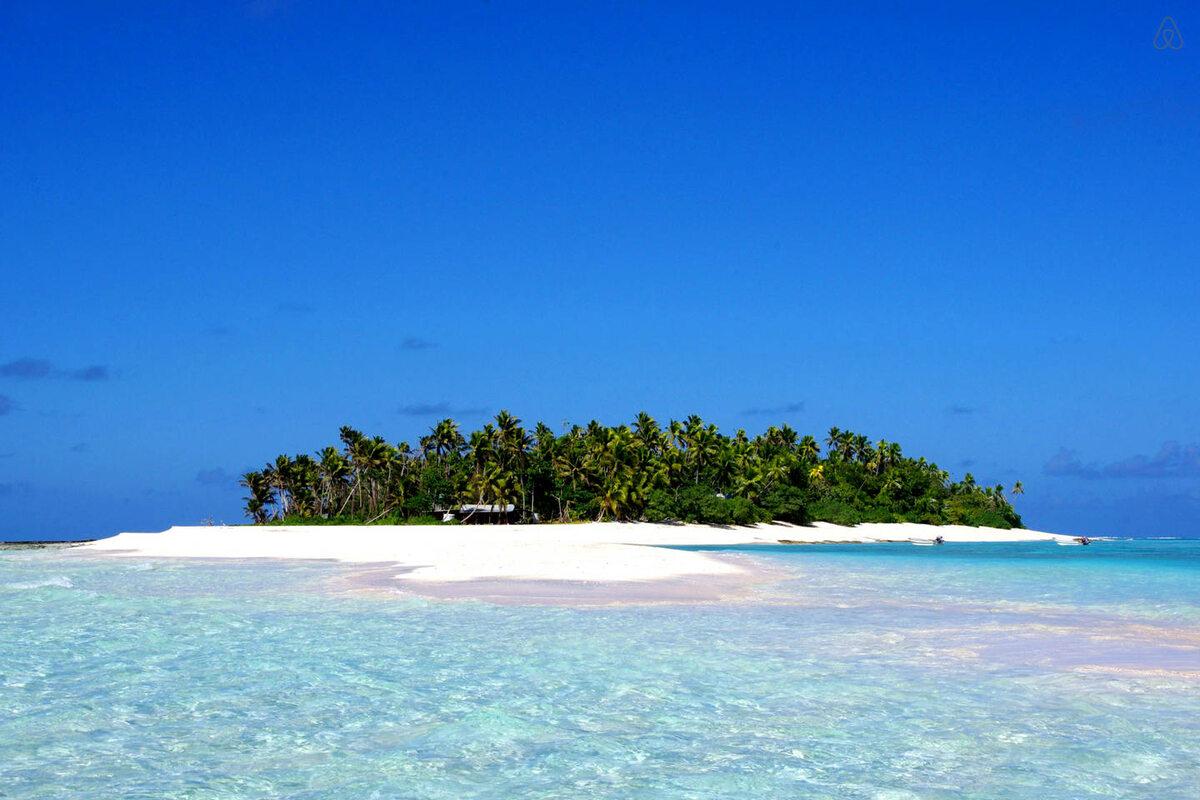 Do wynajęcia cała wysepka w archipelagu Fiji. Ceny od 10 tys. $/noc