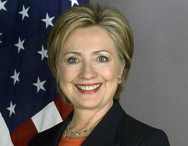 Clinton: Libia stanie się demokracją...