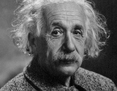 """Wystawiono na sprzedaż list Einsteina. """"Słowo Bóg jest dla mnie niczym..."""