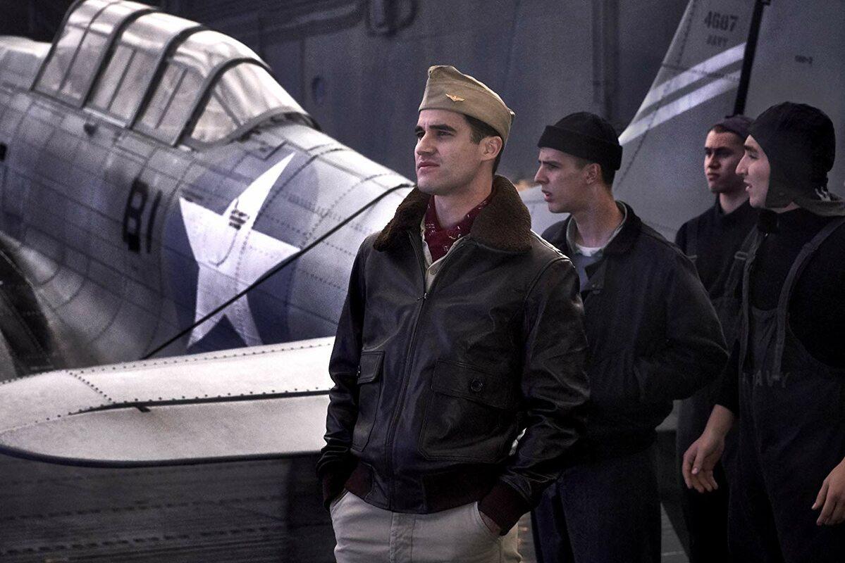 "Kadr z filmu ""Midway"""