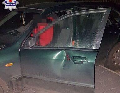 Wściekły autostopowicz niszczył auta, które nie chciały go zabrać