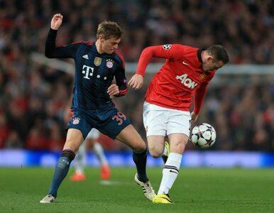LM: Cenny remis Manchesteru United, Bayern kończył w dziesiątkę