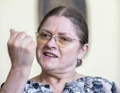 """Krystyna Pawłowicz apeluje do Szwedów. """"Przed meczem zwróćcie zrabowany..."""