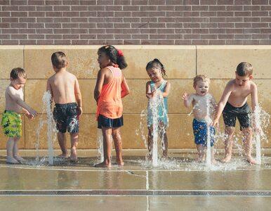 Twoje dziecko kąpie się w miejskiej fontannie? Może zachorować