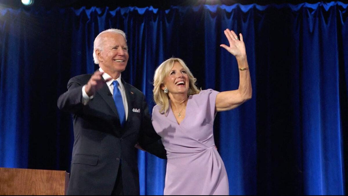 Joe i Jill Biden