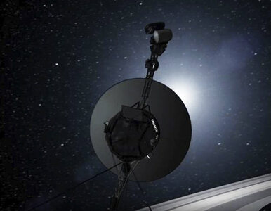 Sonda opuściła Układ Słoneczny. Ma w sobie pozdrowienia dla obcych