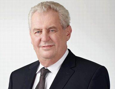 Prezydent wyznaczył nowego premiera Czech