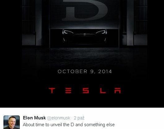 Tesla Model D