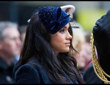 Czemu Meghan Markle jest nieobecna na pogrzebie księcia Filipa?