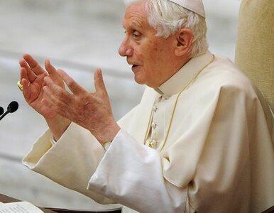 Papież: człowiek czuje pokusę, by usunąć Boga