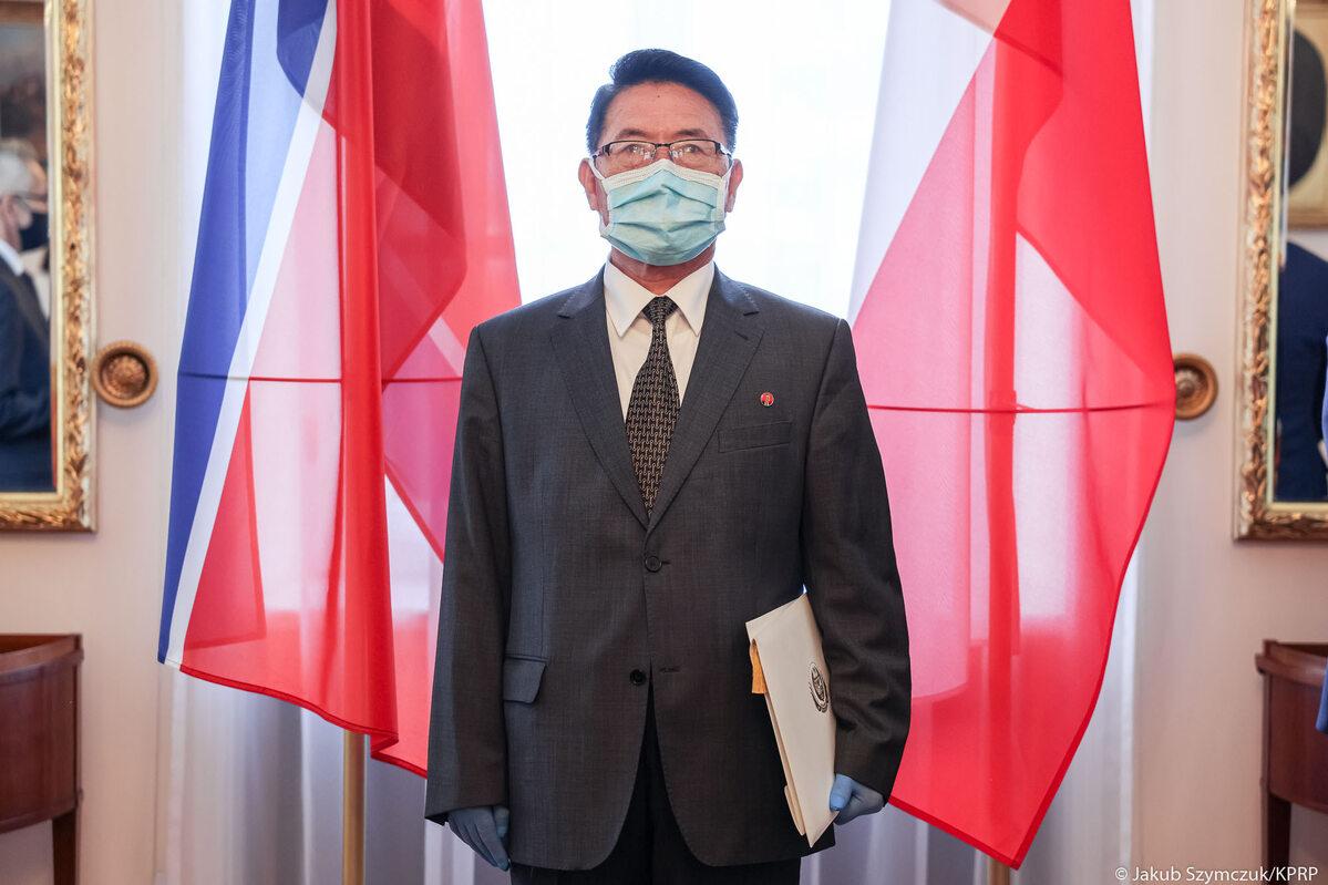 Ambasador Koreańskiej Republiki Ludowo-Demokratycznej w RP