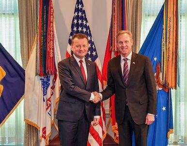 Błaszczak: Zwiększenie obecności wojsk USA w Polsce można porównać do...