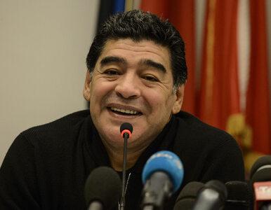 Nie żyje Diego Maradona. Legenda futbolu miała 60 lat