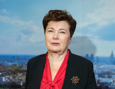 Hanna Gronkiewicz-Waltz odmówiła startu do Senatu