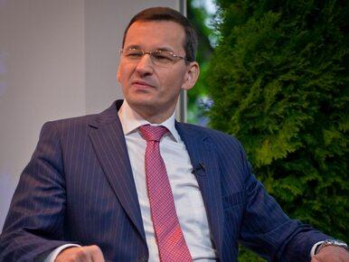 """Morawiecki dla """"Wprost"""": Stawiamy na dywersyfikację polskiego eksportu"""
