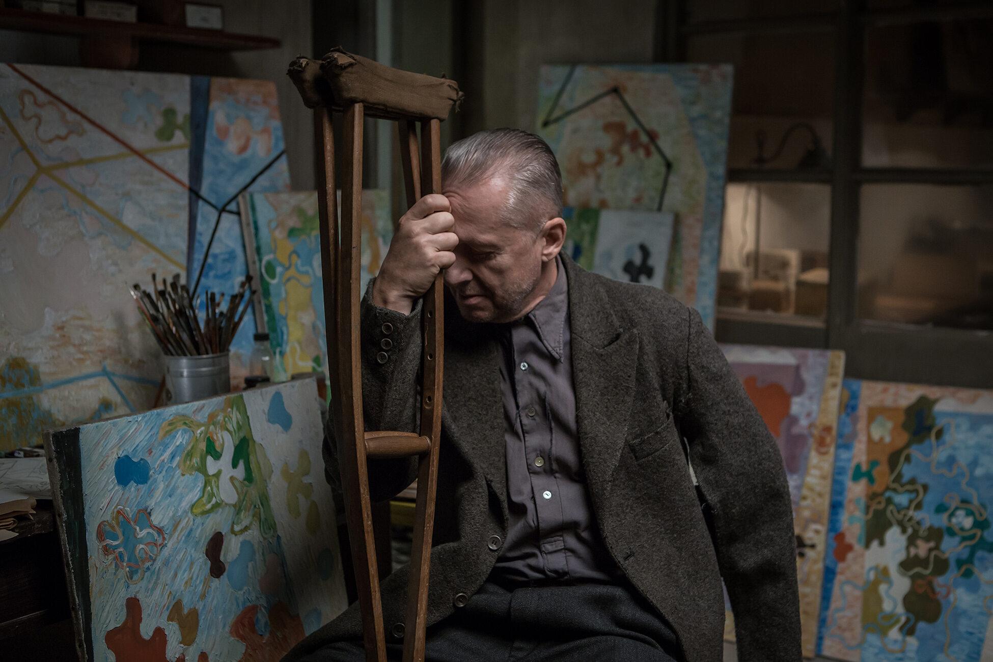 """Kadr z filmu """"Powidoki"""" (2016)"""