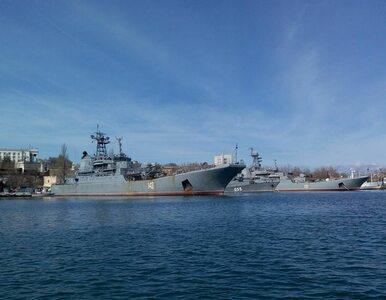 Ukraiński wywiad donosi o problemach rosyjskiej Floty Czarnomorskiej