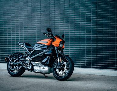 Harley-Davidson w Dolinie Krzemowej