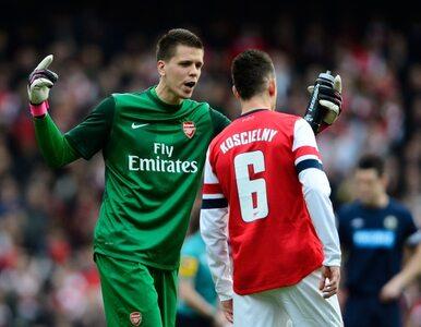 Trener Arsenalu o Szczęsnym: ma wahania formy