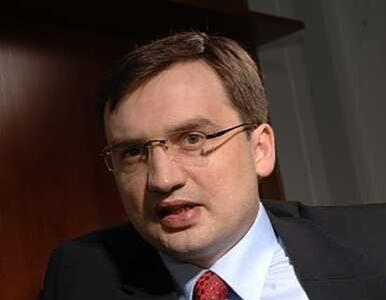Ziobro: tworzymy nową formację polityczną