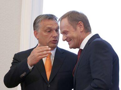 """Rząd nie poprze Tuska na kolejną kadencję? """"Nawet Orban ma na niego..."""