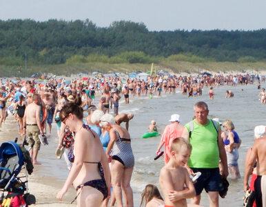 Co z sezonem turystycznym nad Bałtykiem? Apel samorządowców do...