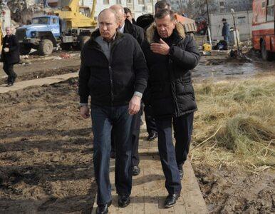 Putin słabnie, ale w I turze wygra