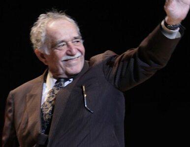 Gabriel Garcia Marquez cierpi na demencję starczą. Więcej książek nie...
