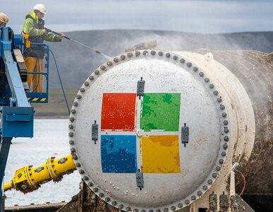 Dwa lata temu Microsoft utopił serwerownię. Teraz ją wydobył z dna oceanu