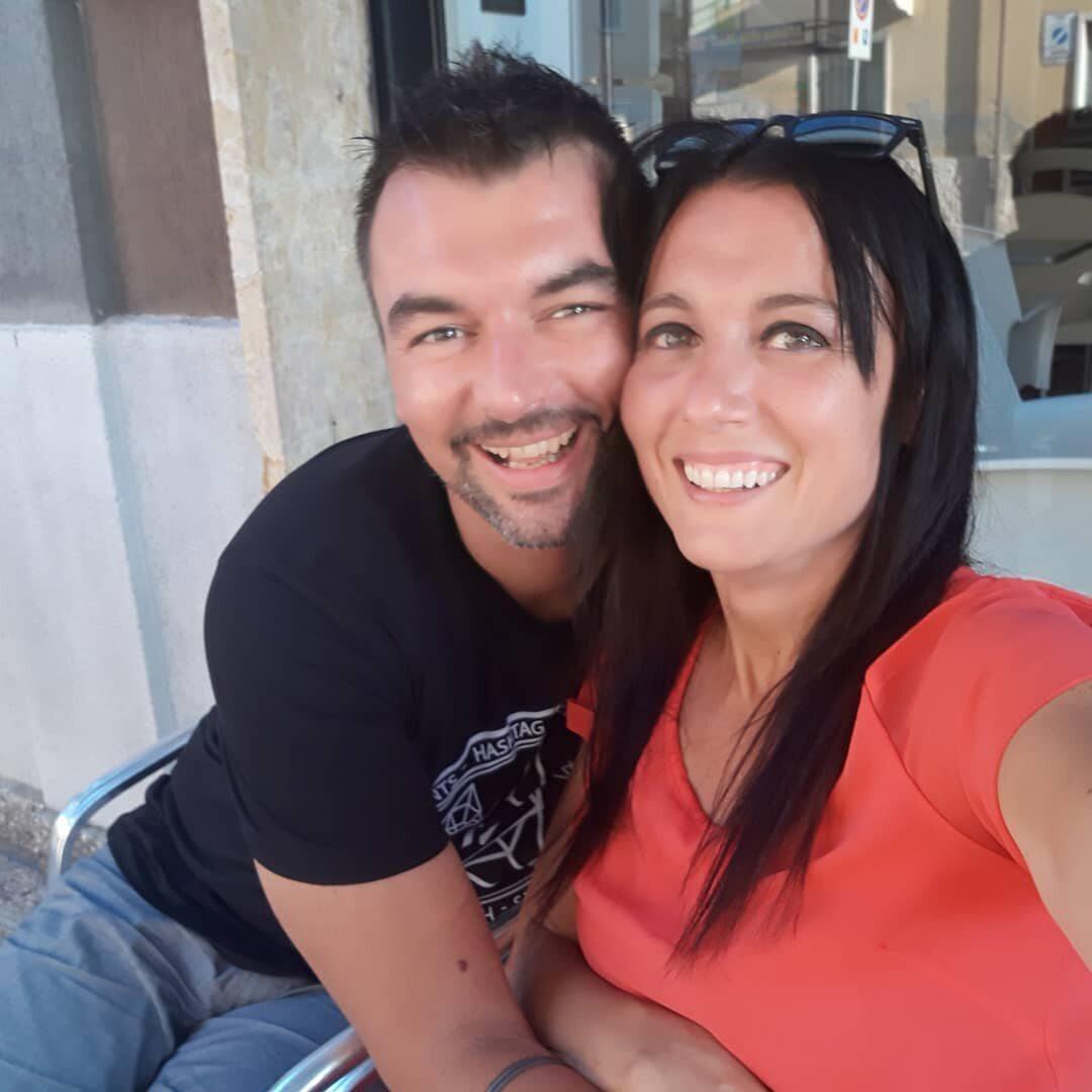 Michele D'Alpaos i Paola Agnelli