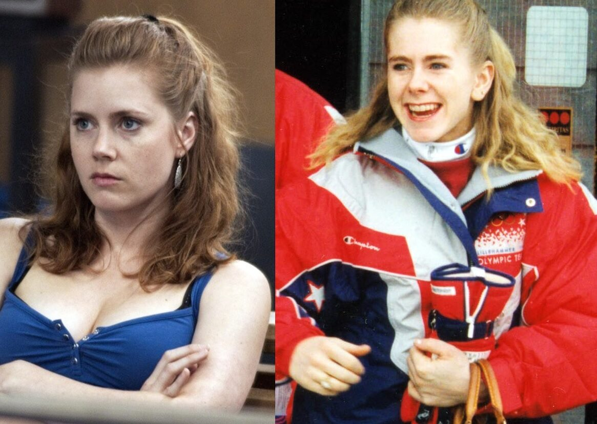 2. Amy Adams i Tonya Harding