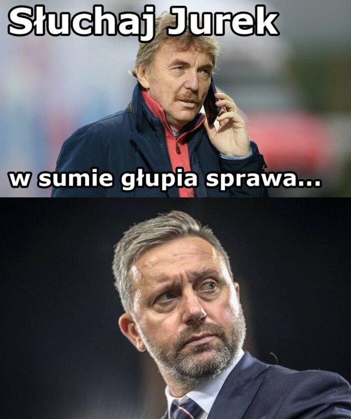 Mem po meczu Polska – Słowacja