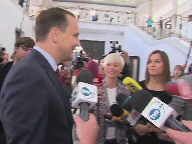 Sikorski: Będę wspierał Kopacz. Forma współpracy zależy od niej