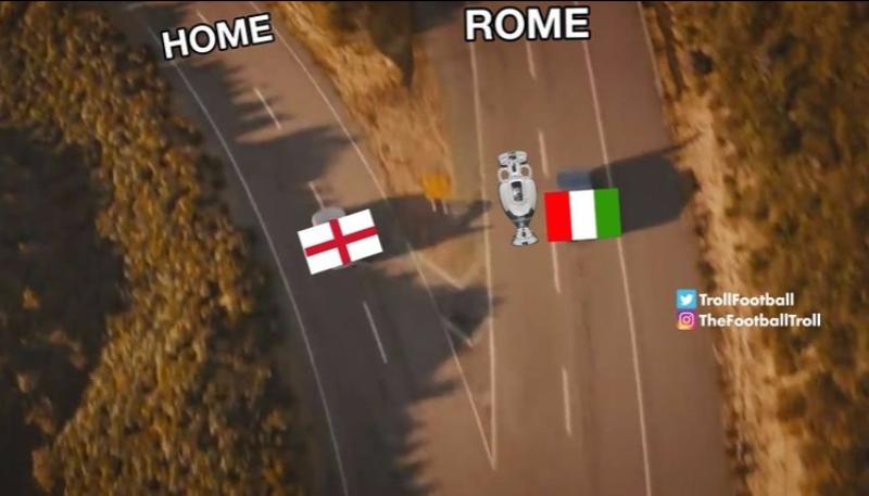 Mem po finale Euro 2020