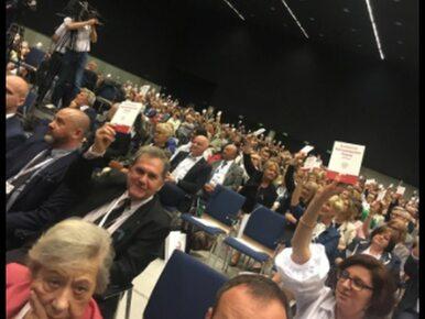 Gwałtowne reakcje na Kongresie Prawników Polskich. Kaczyński komentuje