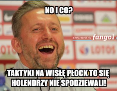 Polska przegrywa z Holandią, internauci wskazują winnego. MEMY po meczu