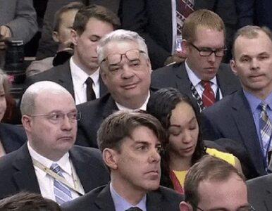 """To miała być zwykła konferencja rzecznika Białego Domu. """"Show"""" skradł..."""