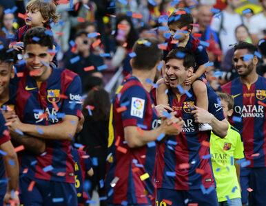 Barcelona już z podwójną koroną. Niesamowity gol Messiego!
