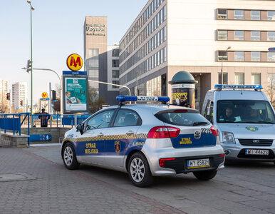 Straż Miejska w Warszawie zapowiada strajk. Domaga się podwyżek i jednej...